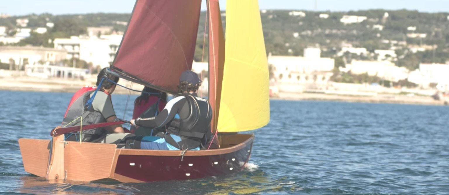 Paper8 Barca Pieghevole.Paper8 La Barca Pieghevole Scribit